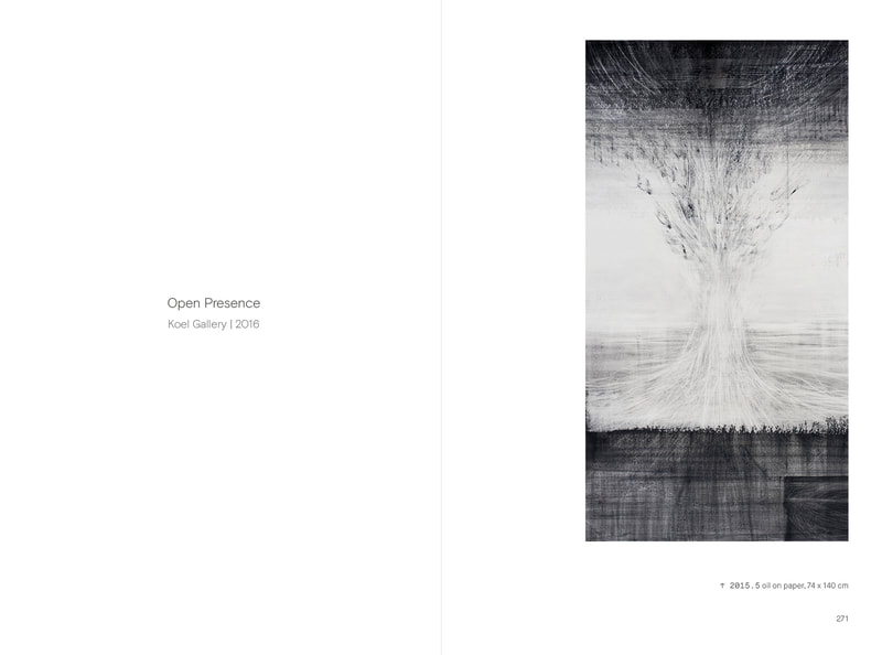 Monograph 'Between Light' page 270,271 by Ayessha Quraishi